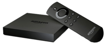 Setting up Amazon Fire TV stick